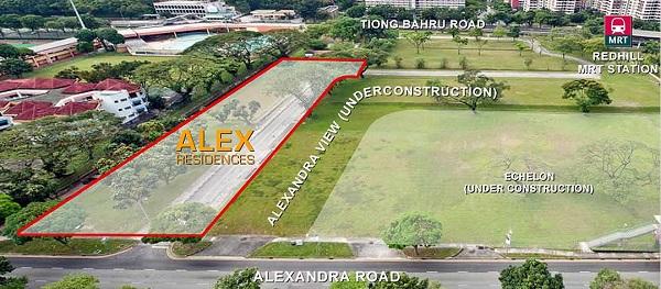 Alex Residences_Site